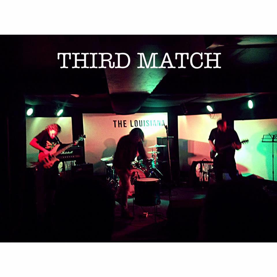 Third match