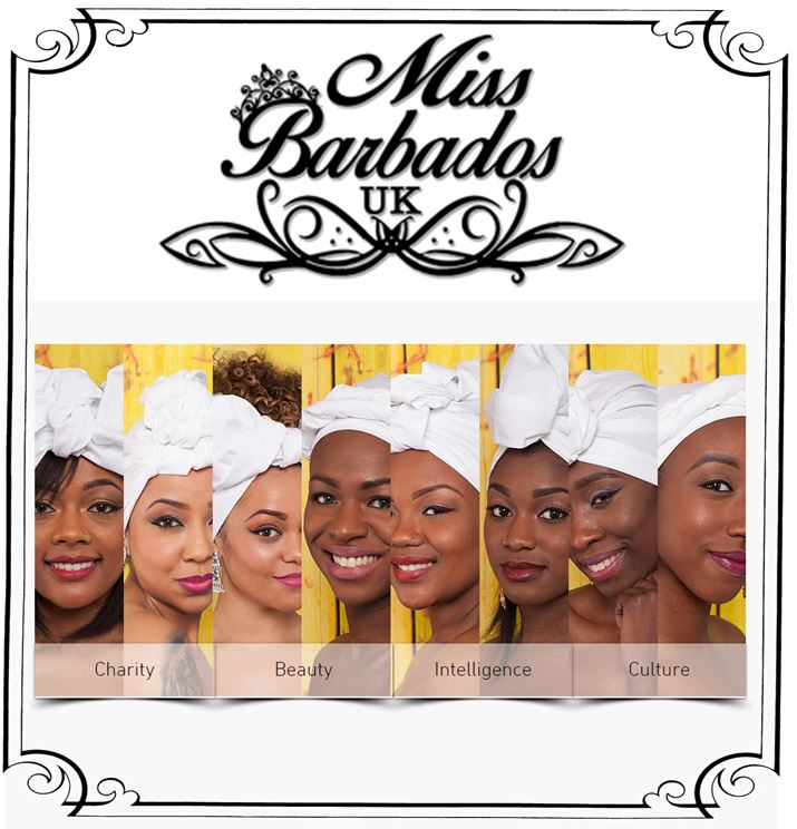 The second annual Miss Barbados UK 2016 Pageant