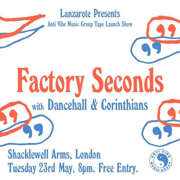 Factory Seconds (Tape Launch)