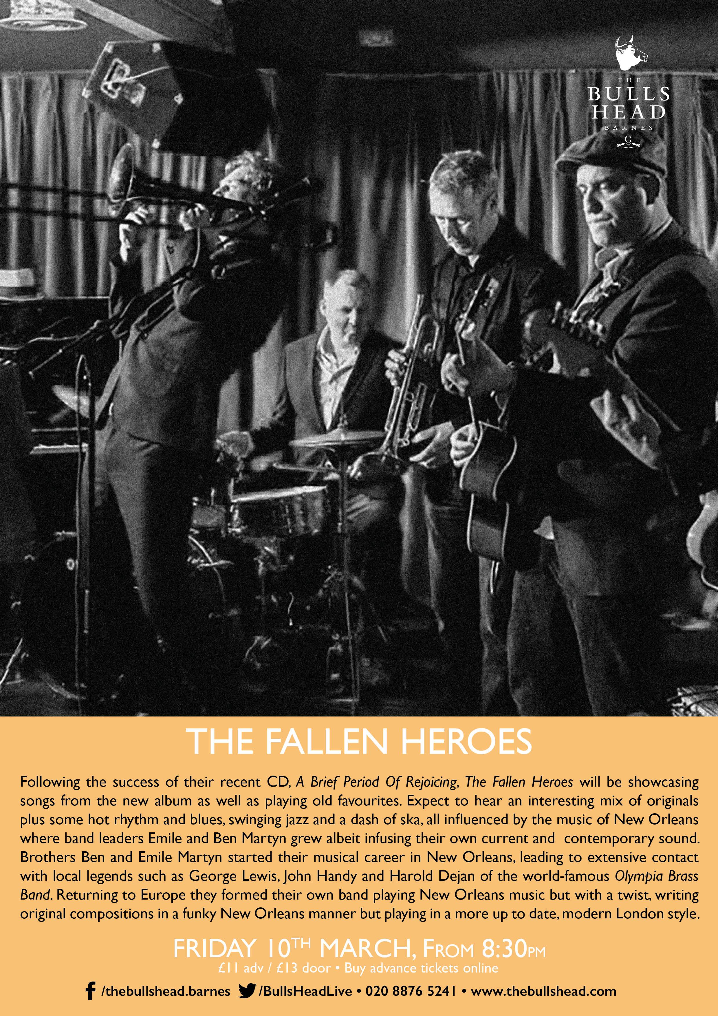 The Fallen Heroes