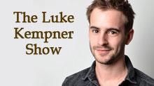 LUKE KEMPNER'S IMPRESSION OF 2015    -     Free audience tickets