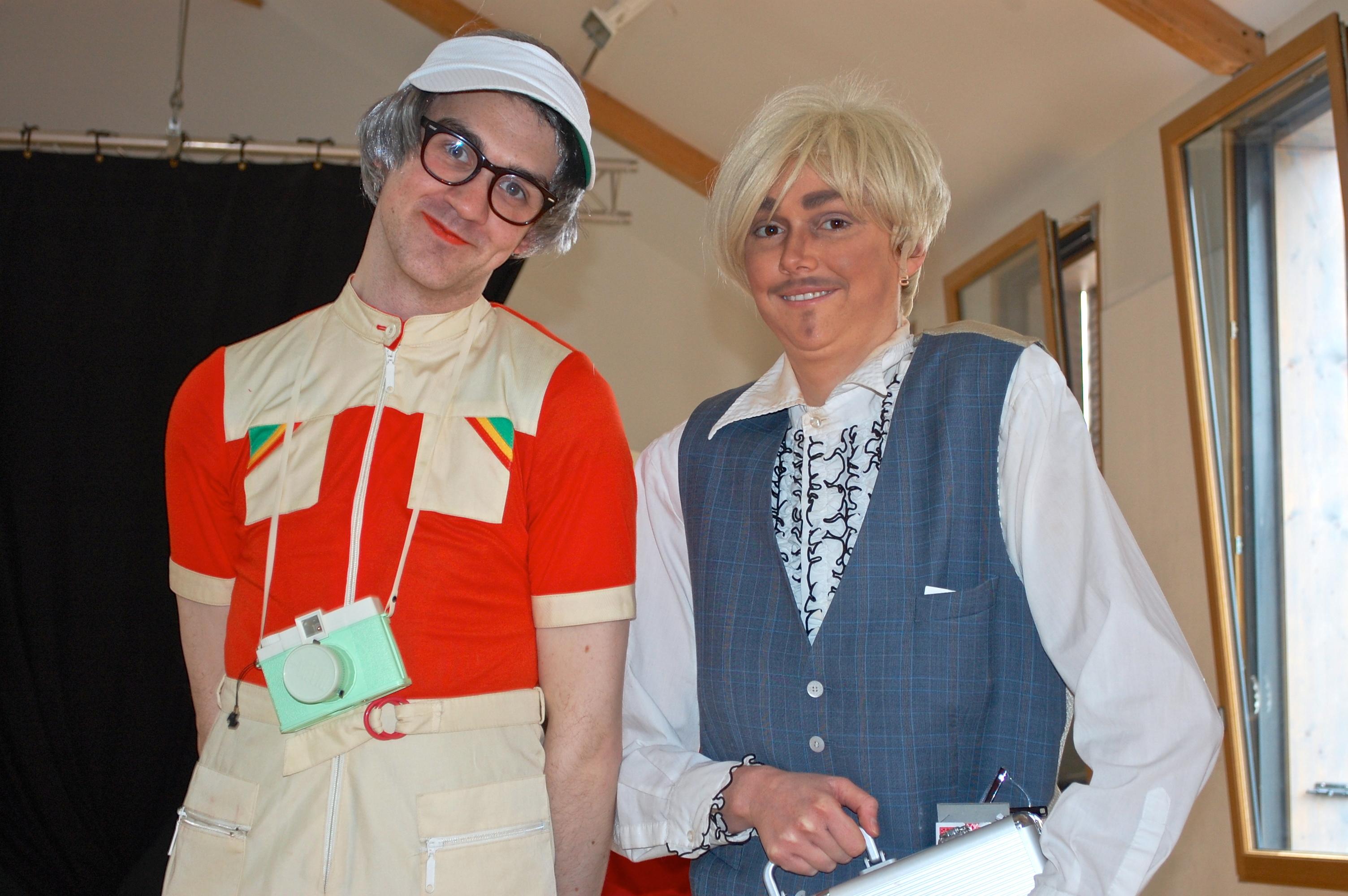 Elf Lyons & Ryan Lane - Work in Progress - HILDA & THE SPECTRUM