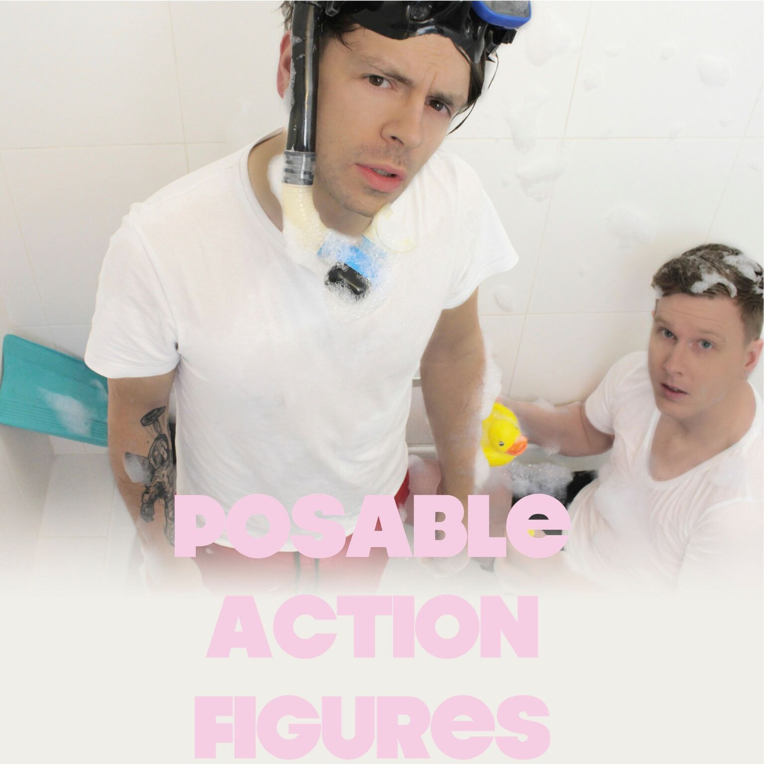 Posable Action Figures