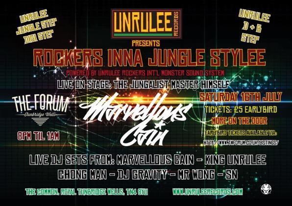 Unrulee Rockers International
