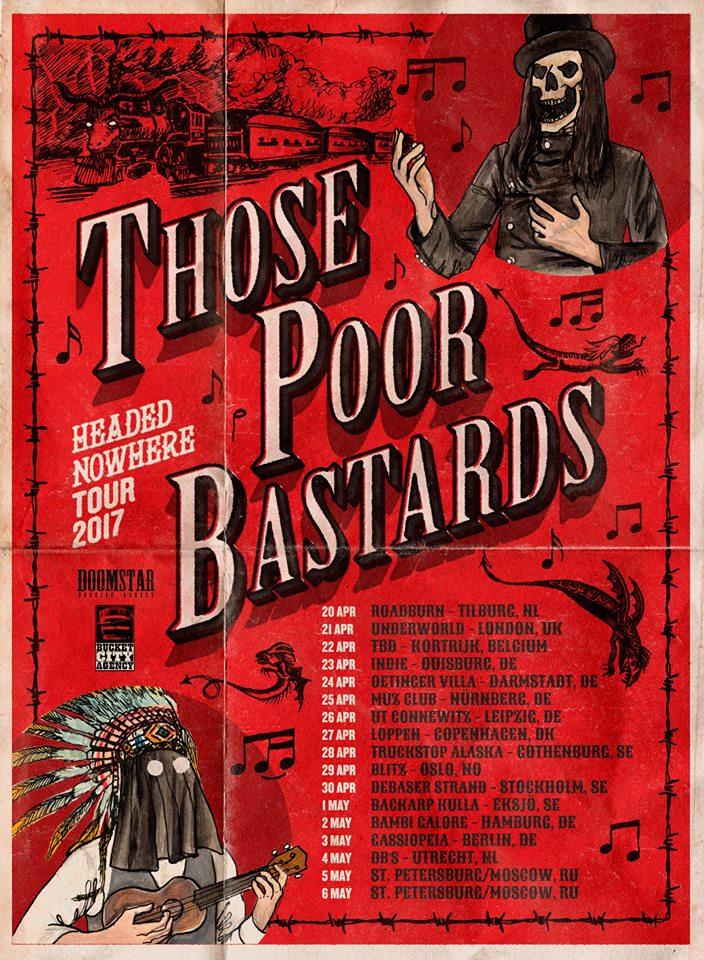 Those Poor Bastards