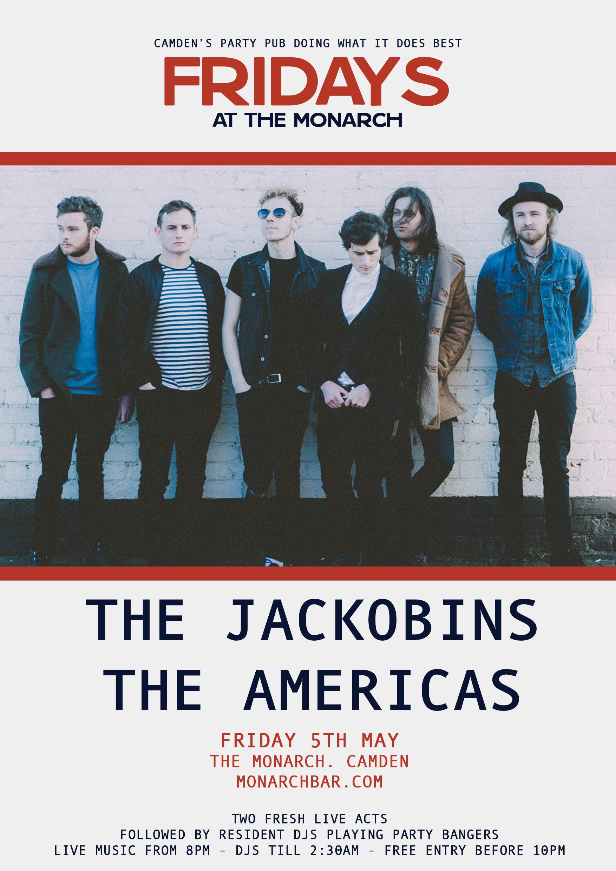 THE JACKOBINS