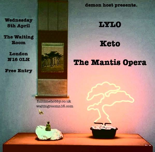 LYLO + Keto + Mantis Opera