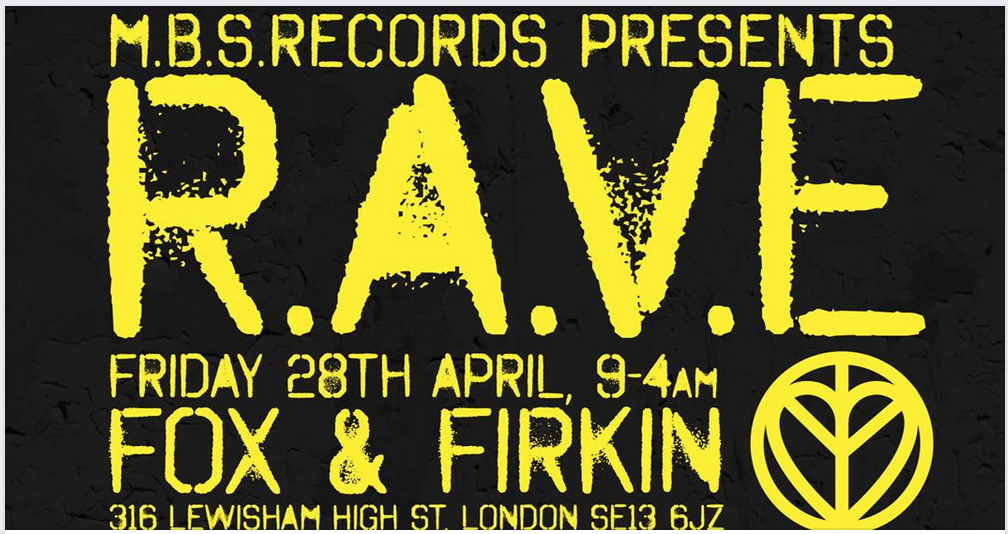 MBS Records Presents RAVE!