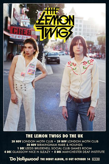 Synergy Concerts presents: The Lemon Twigs + guests