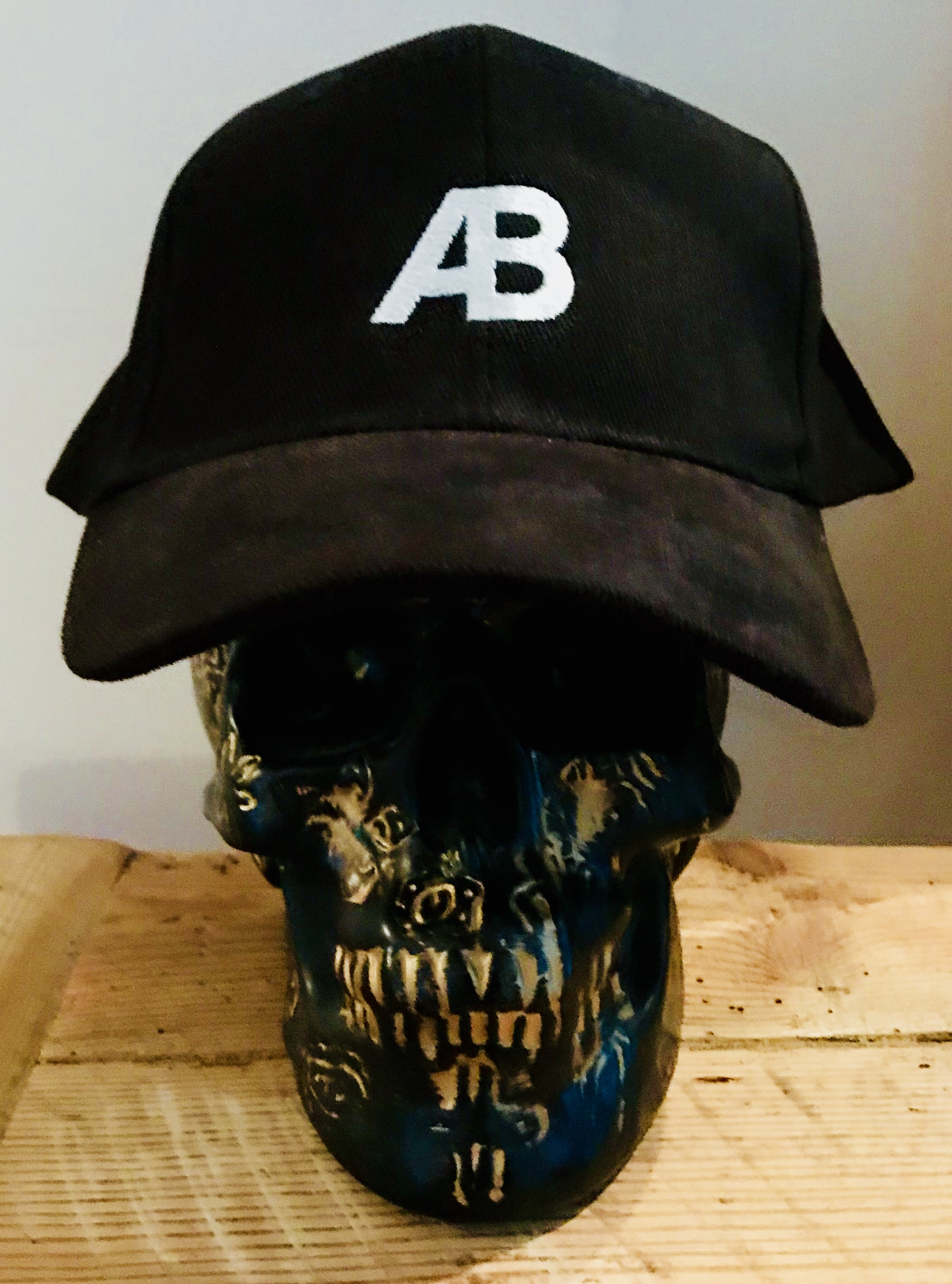 AB Cap - Black - Astroid Boys