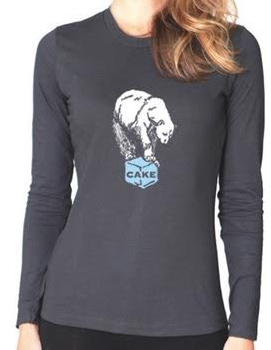 Ladies Polar Bear - CAKE