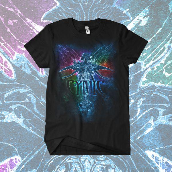 Cynic - Rainbow T-Shirt - Cynic