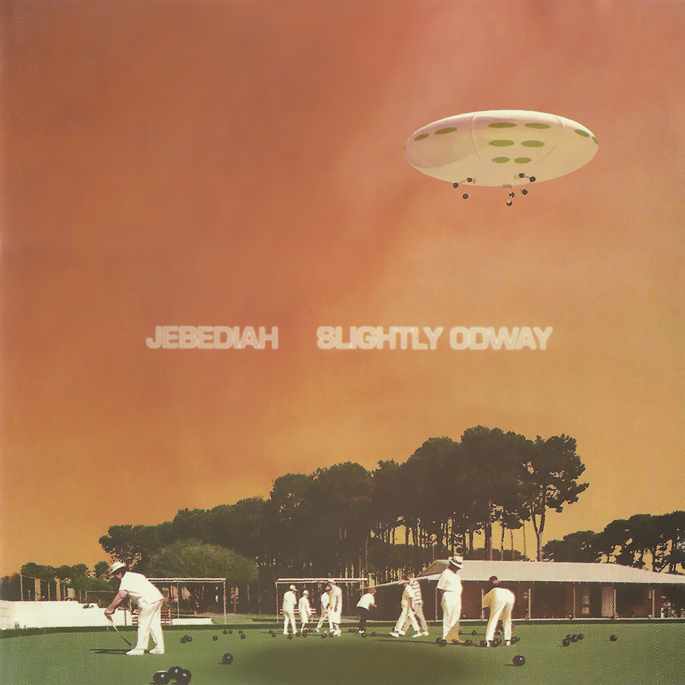 Slightly Odway - CD - Jebediah