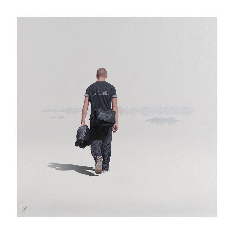'@ististmusic' Nigel Cox Limited Edition Art Print - IST IST