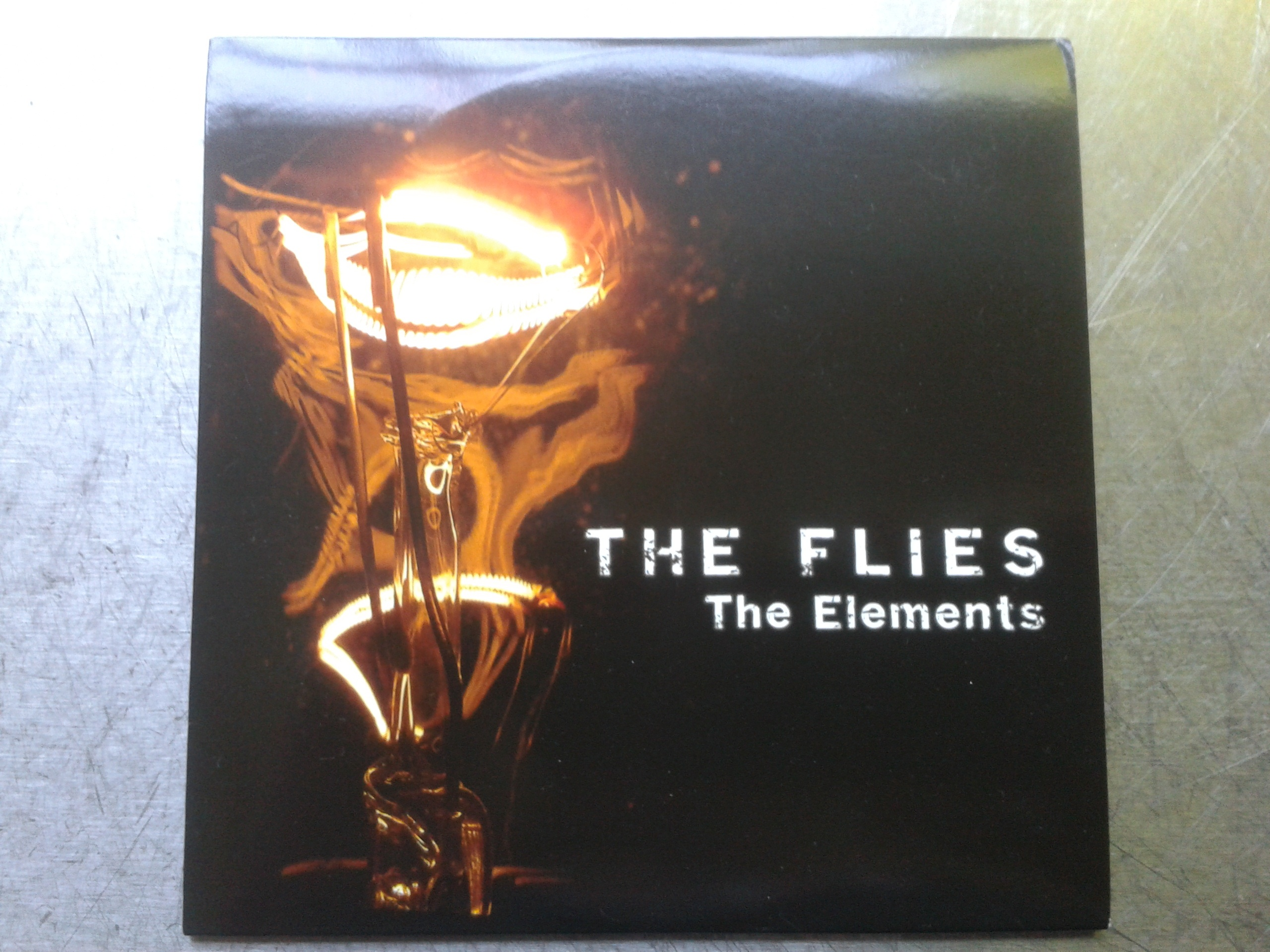 """The Flies- """"The Elements"""" - Library Music Recordings"""