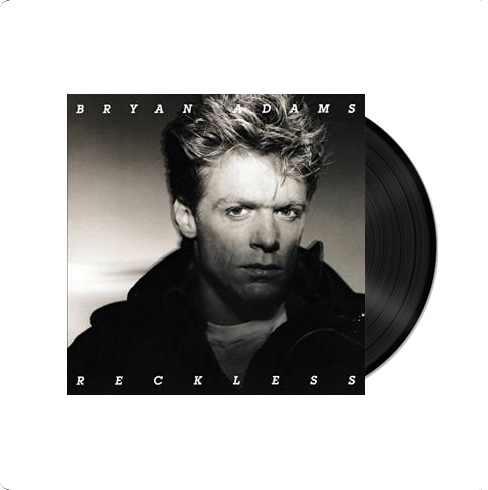 Reckless Vinyl - Bryan Adams