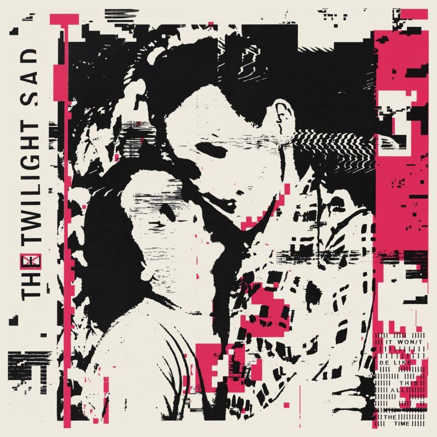 IT WON/T BE LIKE THIS ALL THE TIME CD - The Twilight Sad
