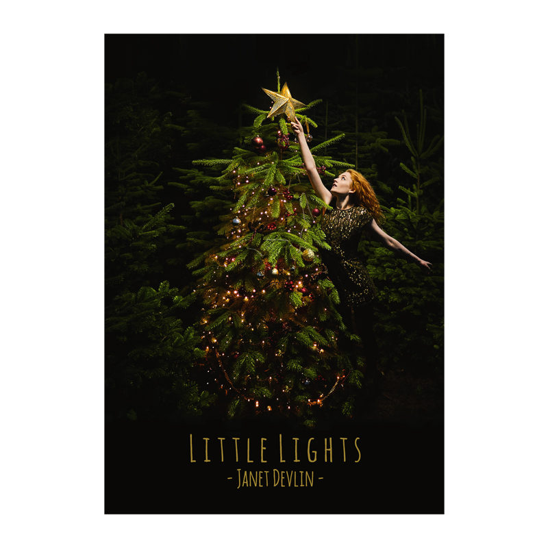 Little Lights Poster (Size - A2) - Janet Devlin