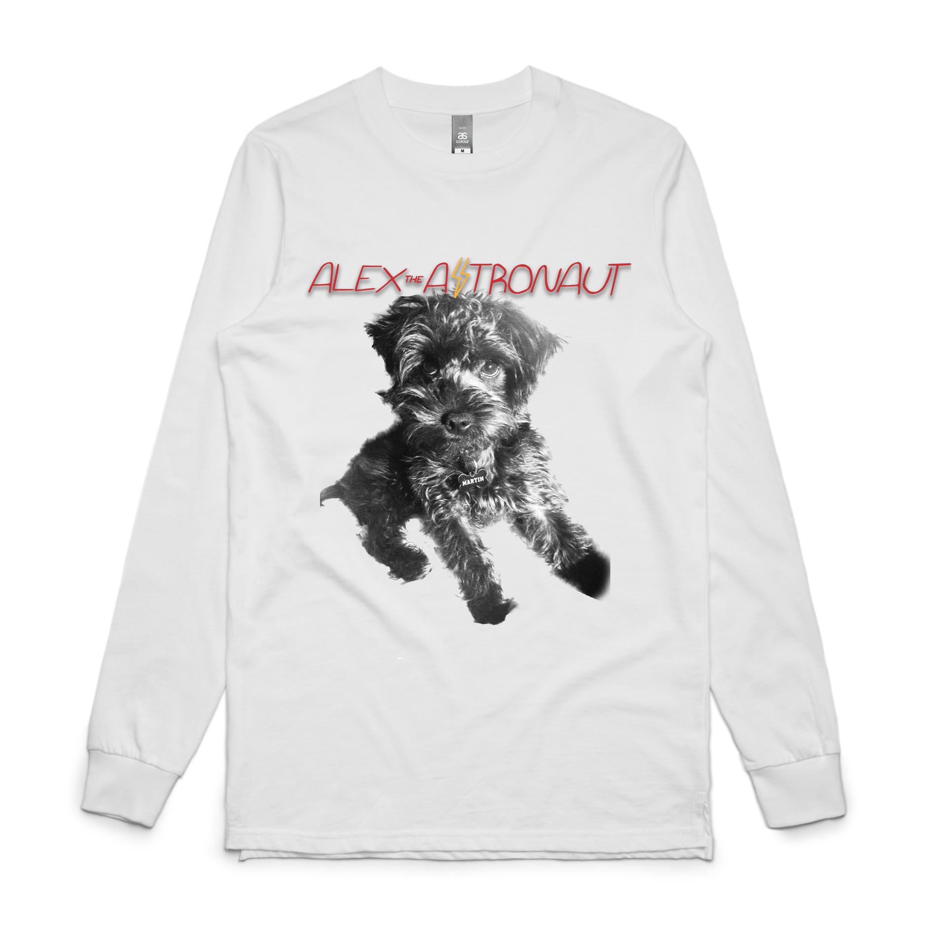Martin Long Sleeve Shirt - Alex The Astronaut