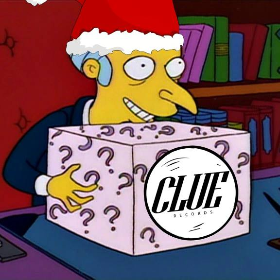MYSTERY BOX - Clue Records