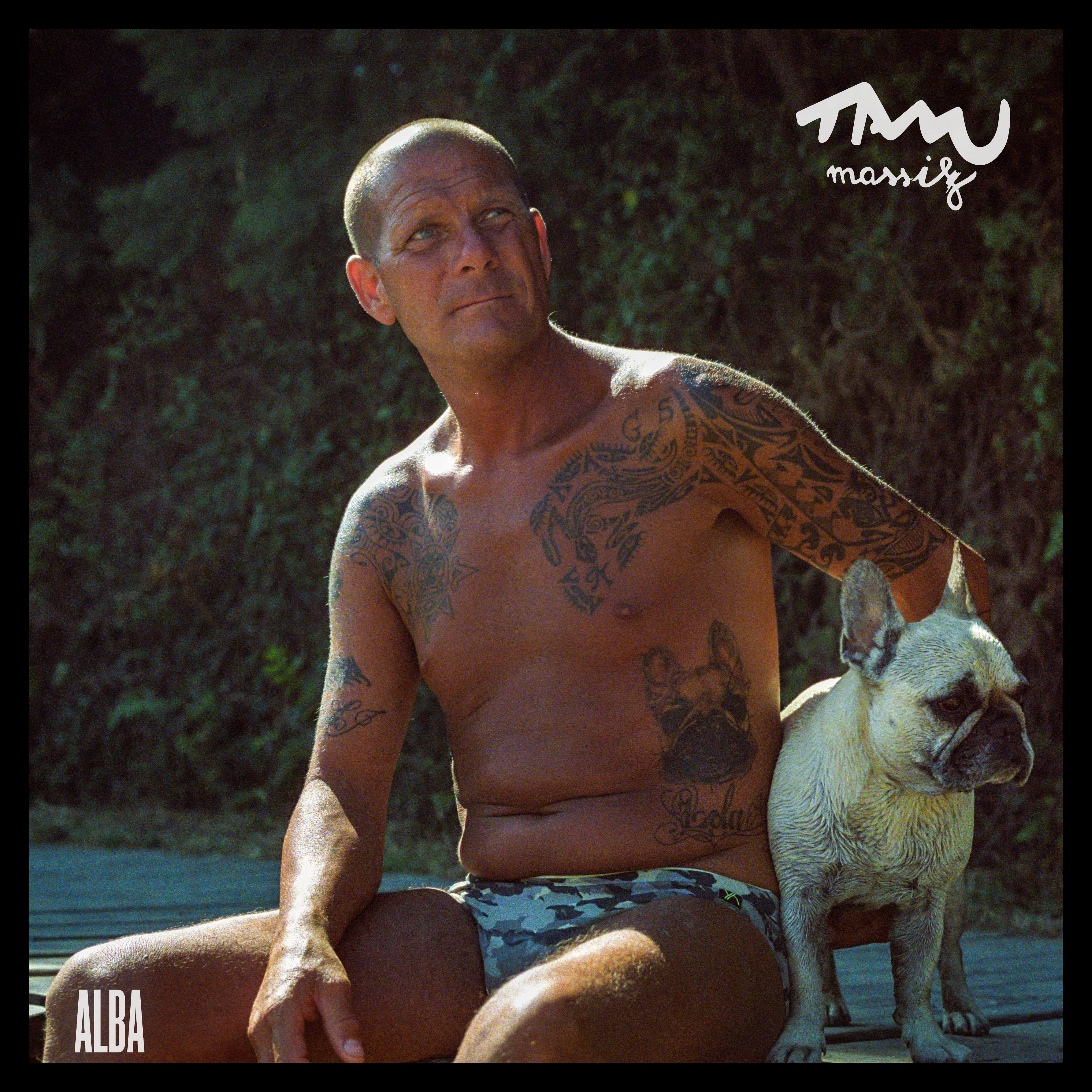 Alba EP - CD - Tamu Massif