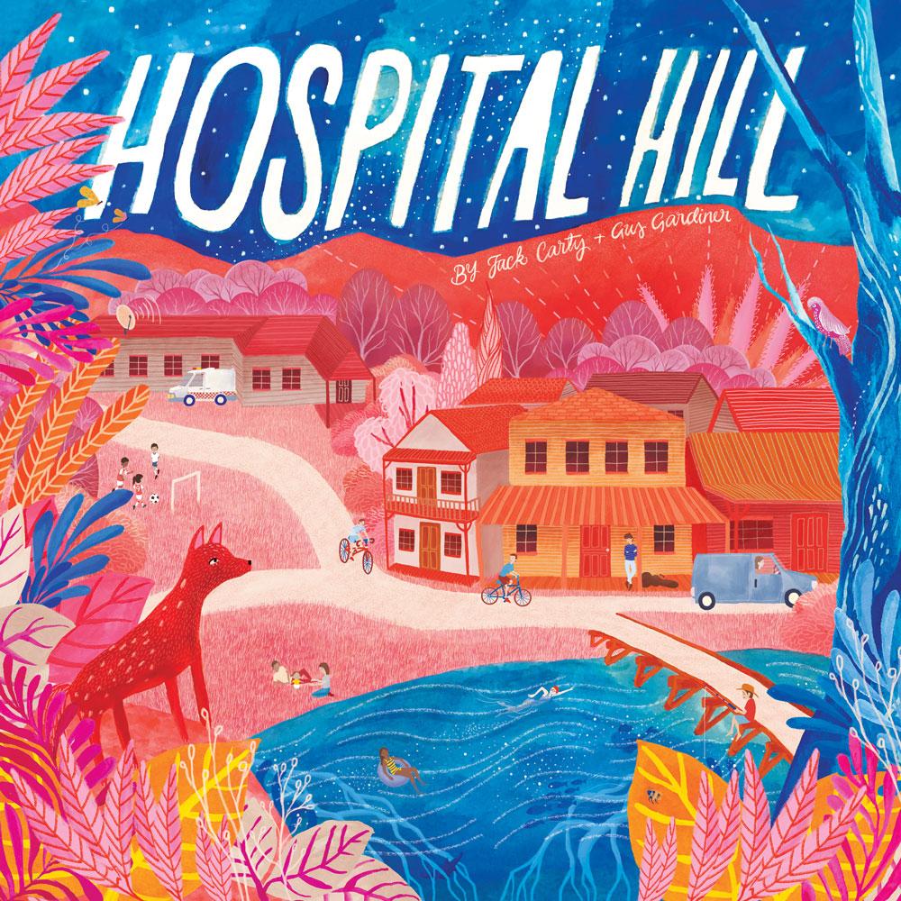 HOSPITAL HILL - digital download - Jack Carty UK/EU