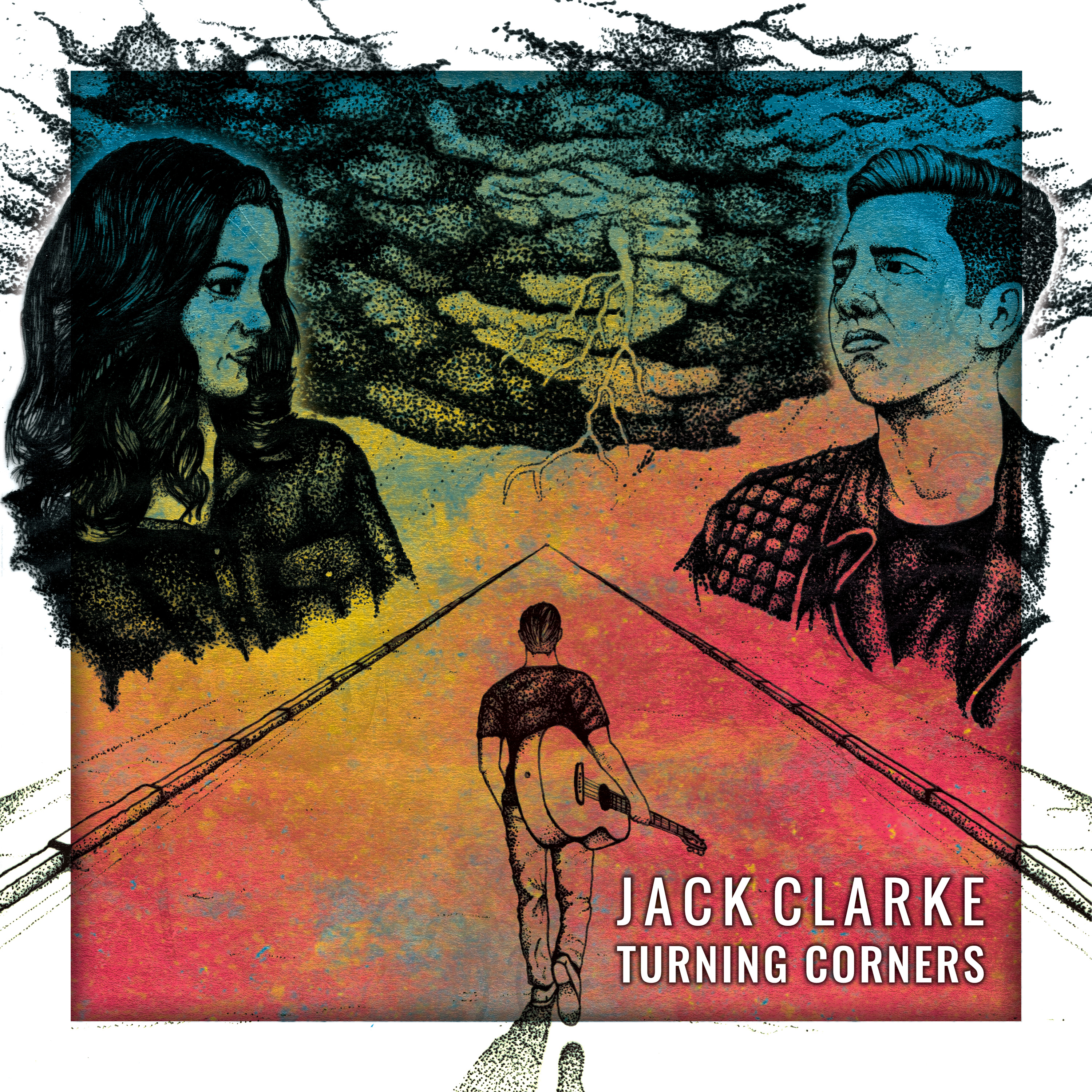 Turning Corners - EP - Jack Clarke