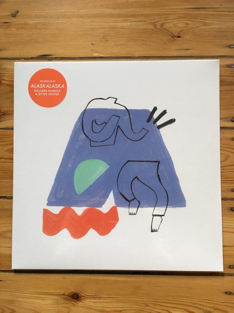 12'' Vinyl EP - ALASKALASKA