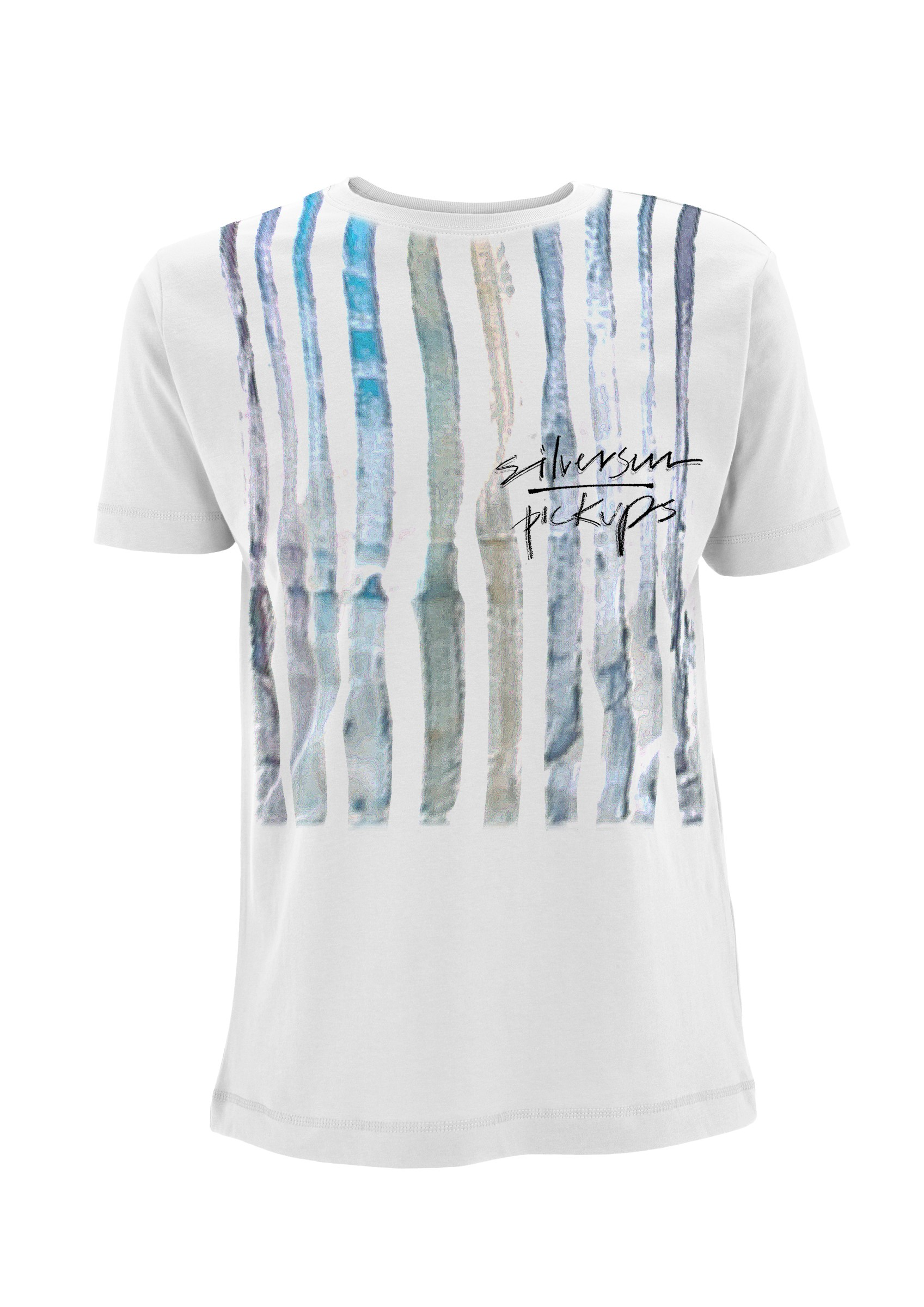 Paint Stripes Tee ONLINE EXCLUSIVE - Silversun Pickups