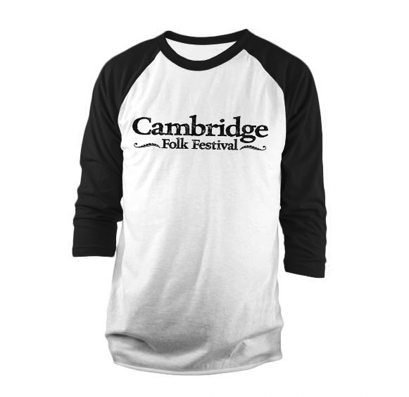 Cambridge Folk Baseball Top - Cambridge Folk Festival