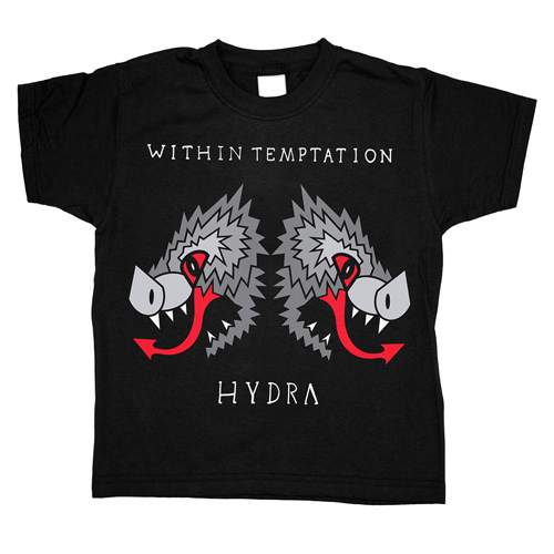 Hydra Reflect - Baby & Youth Tee - Within Temptation