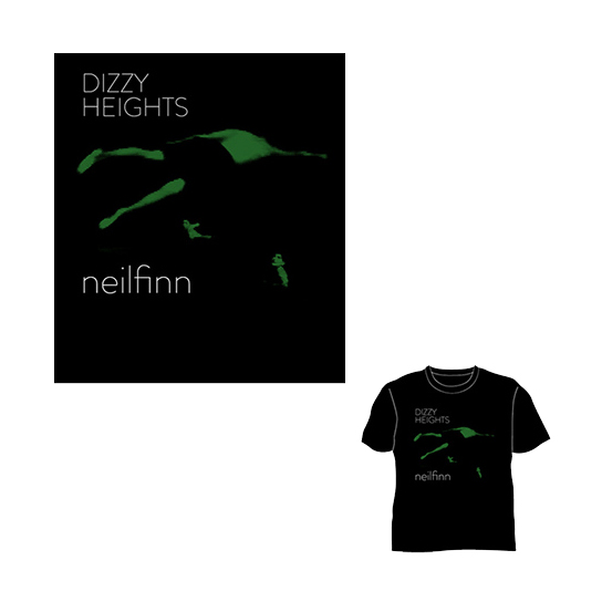 Dizzy Heights Australian Tour T-Shirt - Neil Finn (products)