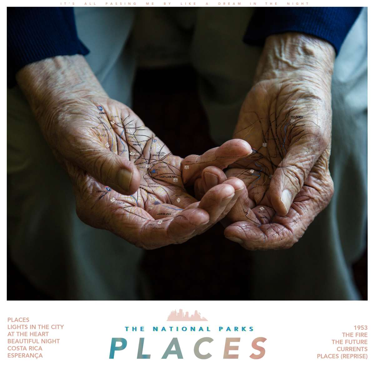 Places- CD - The National Parks