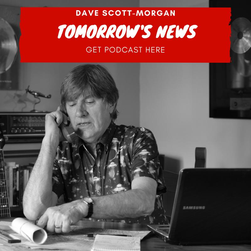 Tandy Morgan Podcast - Dave Scott-Morgan
