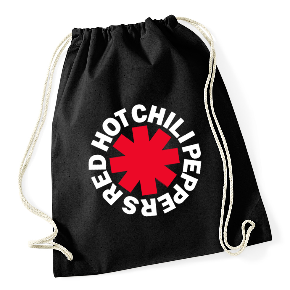 Classic Asterisk – Drawstring Bag - Red Hot Chili Peppers