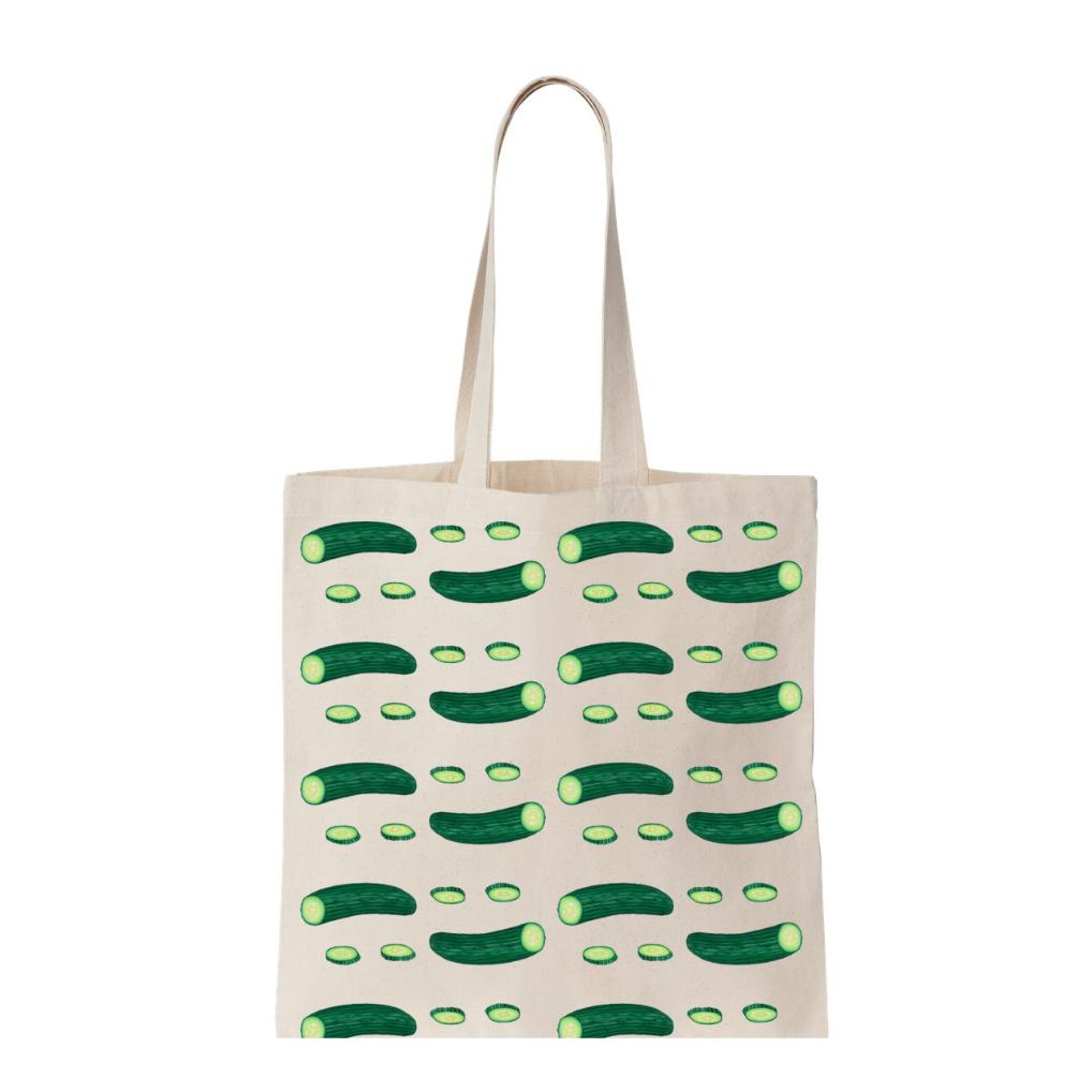 Cucumber Tote bag - Marika Hackman