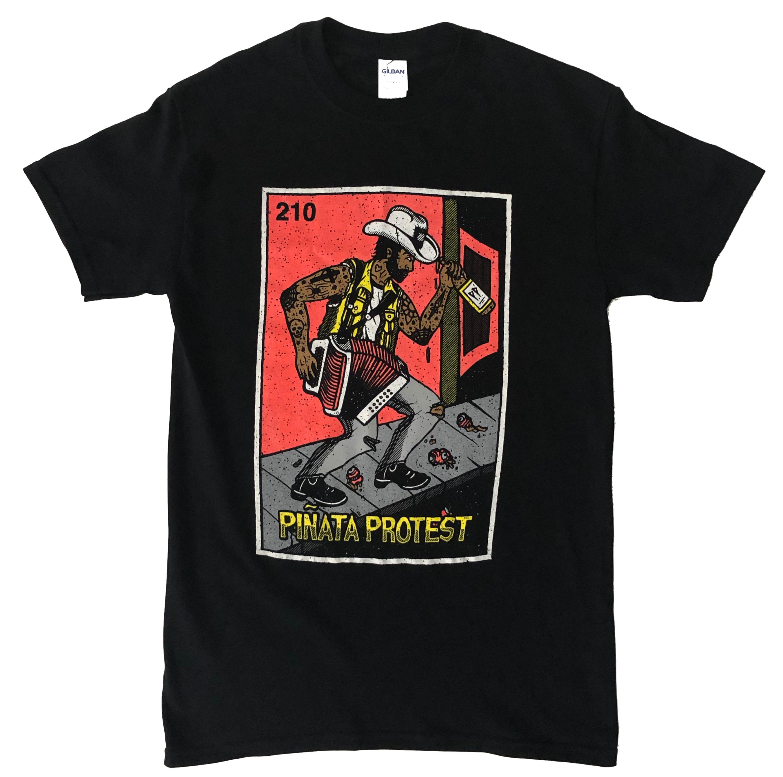 El Borracho Tee- Full Color Unisex - Piñata Protest
