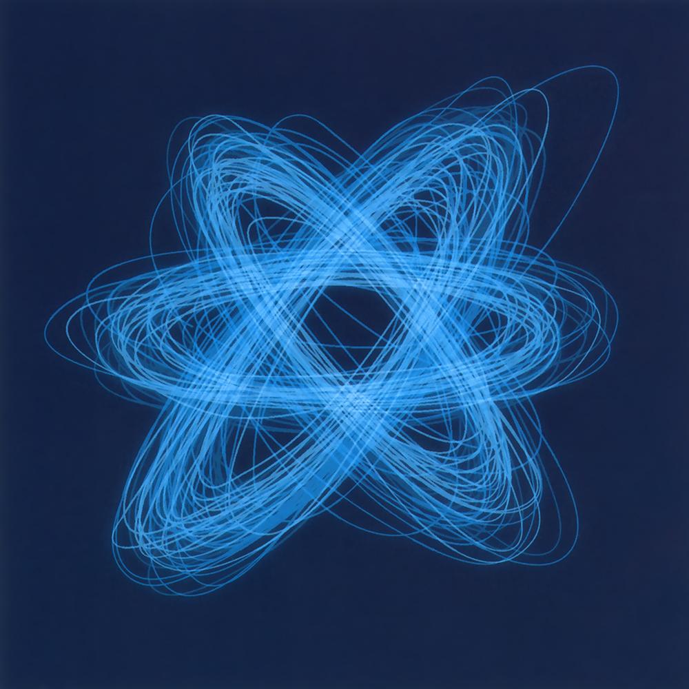 Blue Album CD - Orbital Store