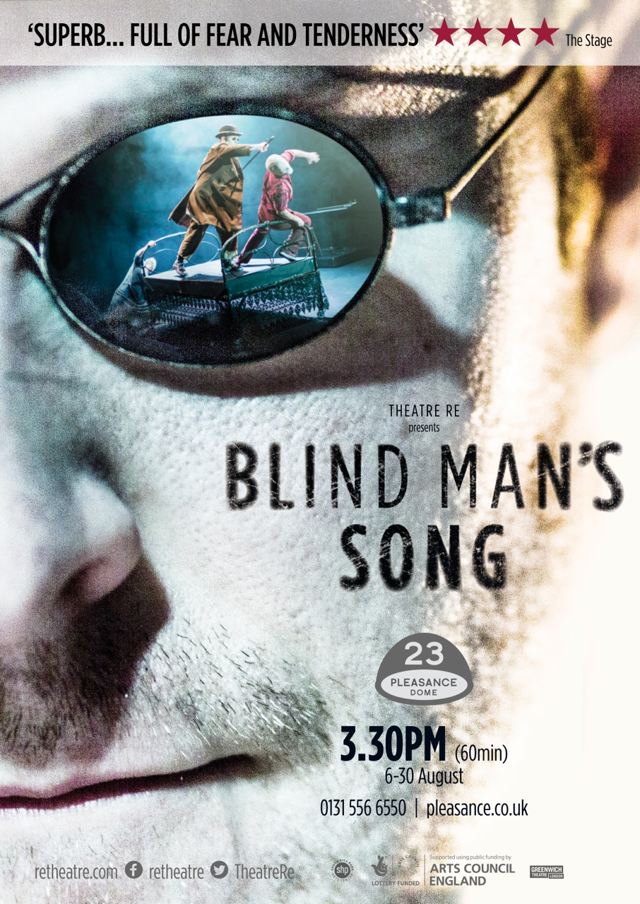 Blind Man's Song - Theatre Re