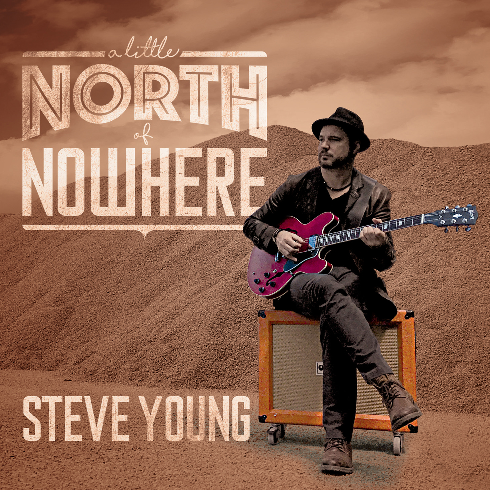 A Little North Of Nowhere (Deluxe Double CD) - Steve Young