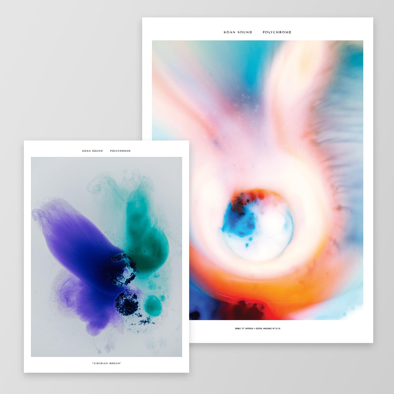 A2 Poster + A3 Poster - KOAN Sound USD