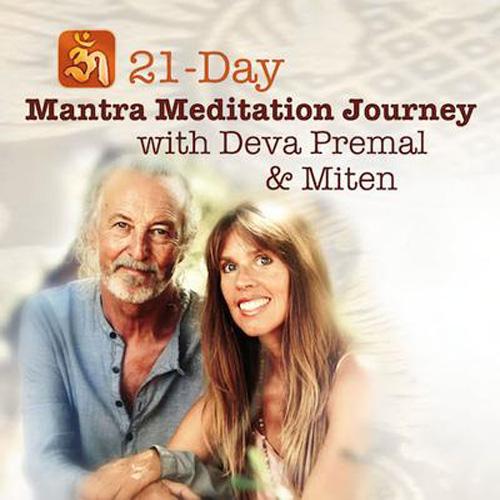 21 Day Mantra Meditation Journey (English) - Digital - Deva Premal & Miten USD