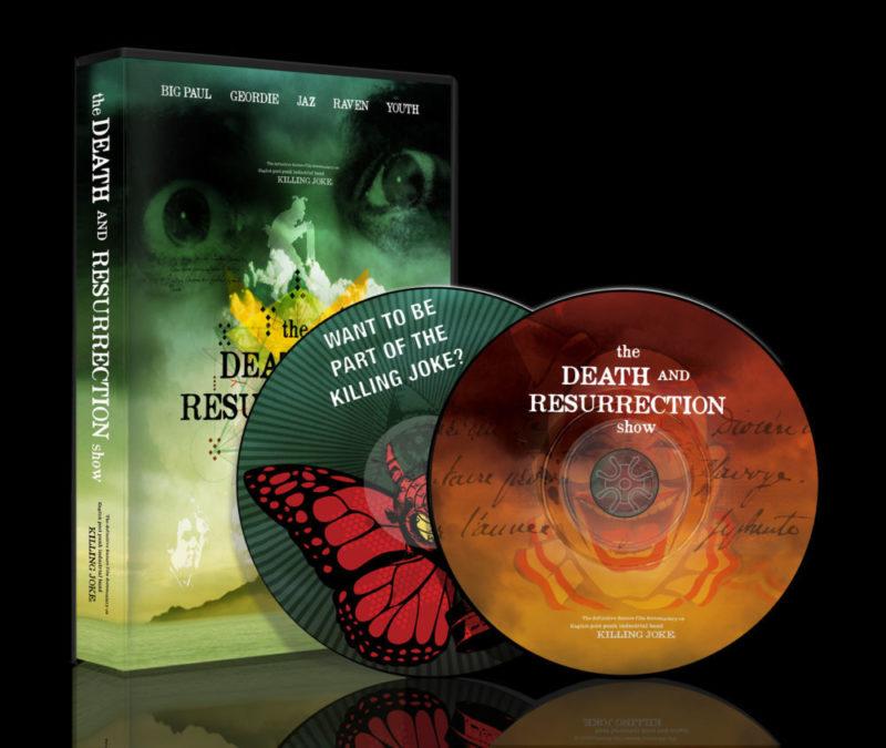 Death & Resurrection Show DVD - Killing Joke