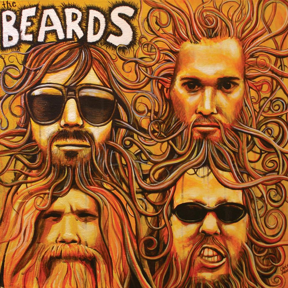 The Beards (Digital Download) - The Beards