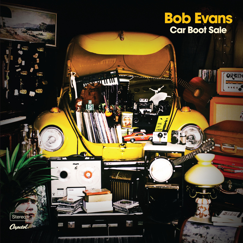 Car Boot Sale - CD - Bob Evans
