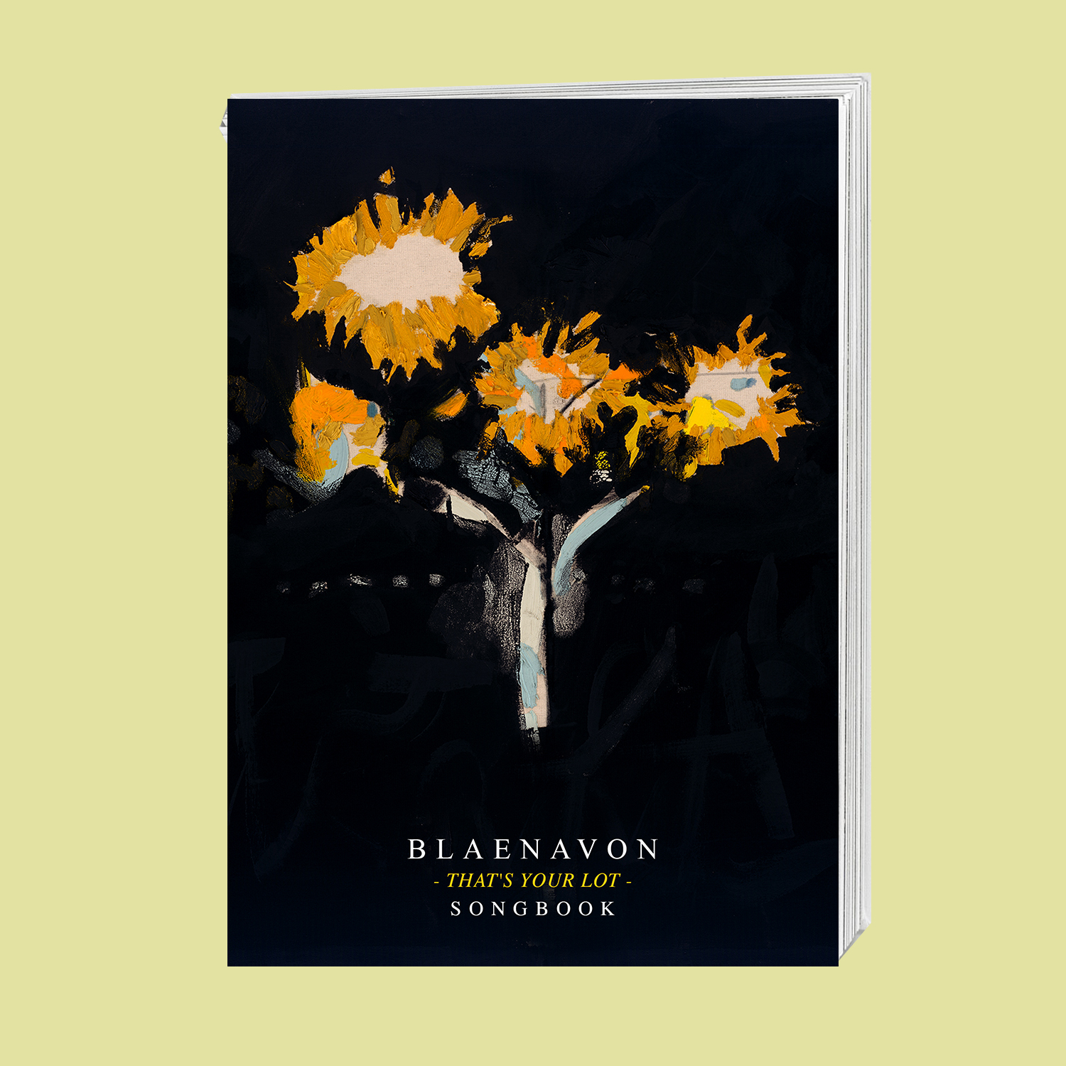 That's Your Lot Songbook - Blaenavon
