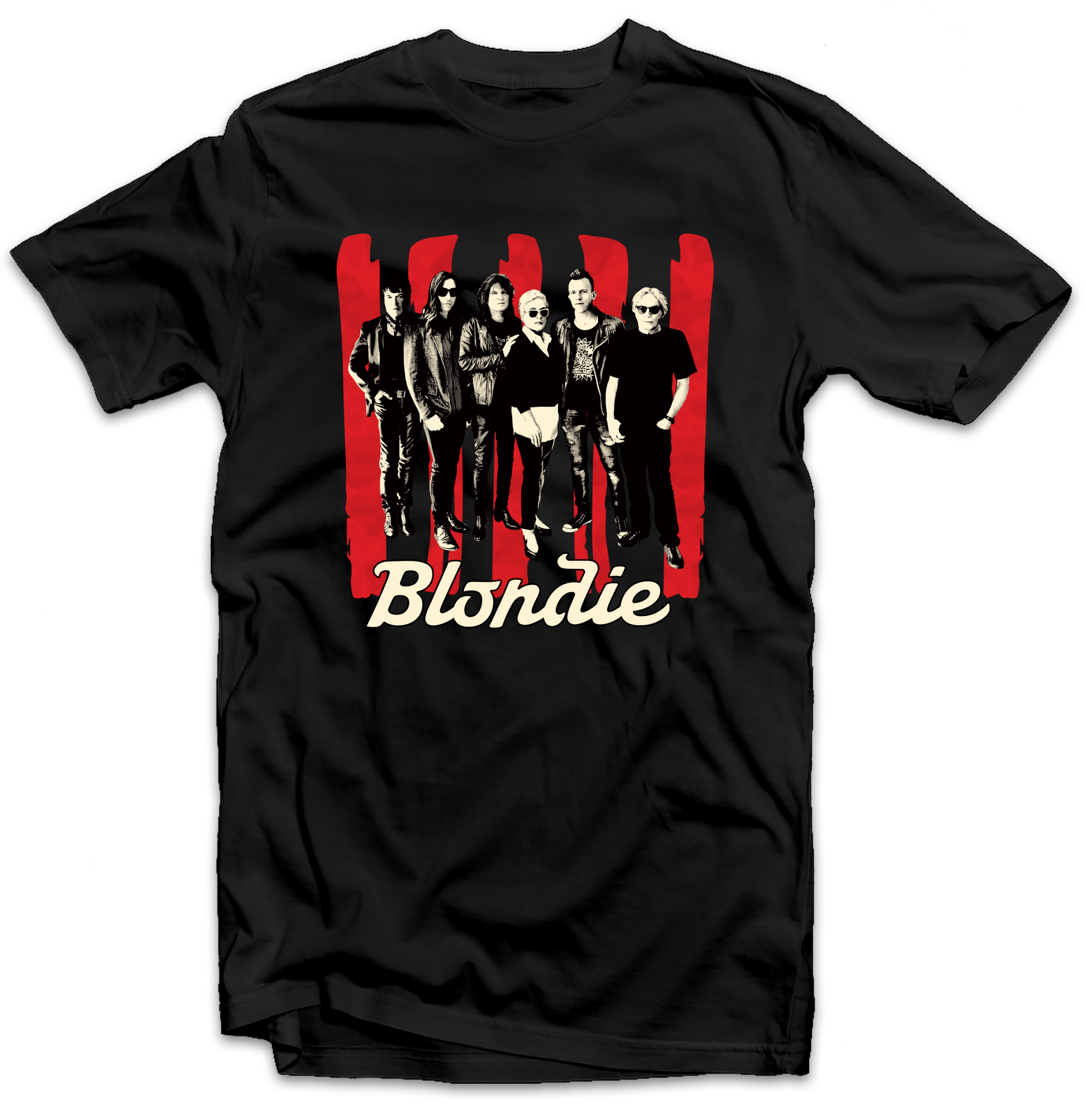STRIPES TOUR TEE - BlondieUS