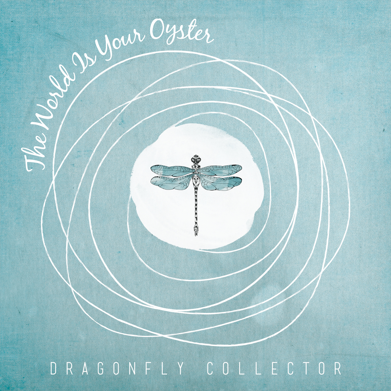 The World Is Your Oyster - Dragonfly Collector (CD Album) - LILYSTARS RECORDS