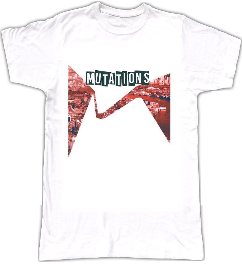 Mutations T-Shirt - Sunflower Records