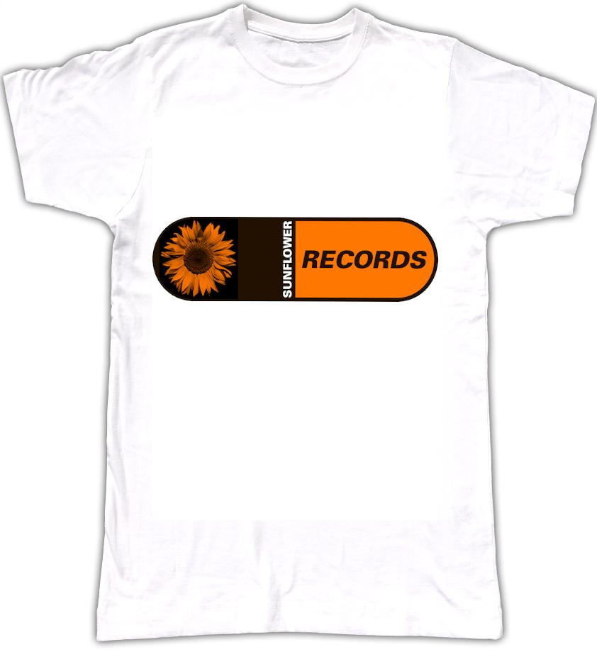 Sunflower Records T-Shirt - Sunflower Records